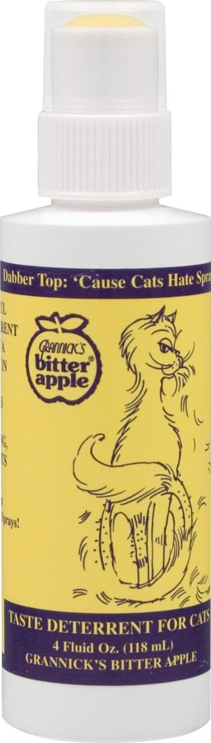 Cat Repellent For Furniture Keeping Cats Off Counters And