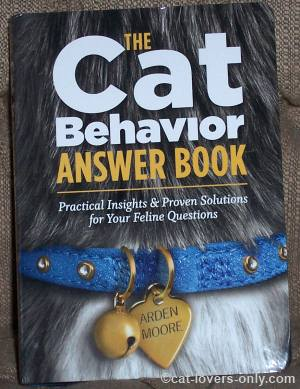 The Cat Behavior Answer Book cover