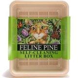 Feline Pine self cleaning litter box