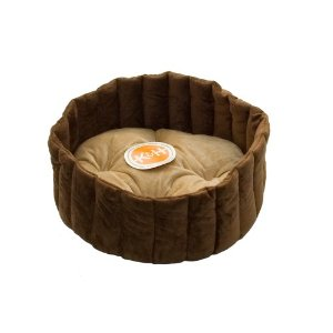 K&H kitty kup washable cat bed