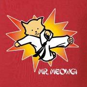 Mr. Meowgi design