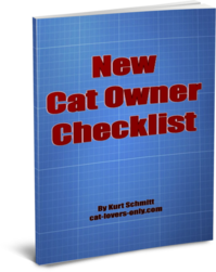 new cat owner checklist cover