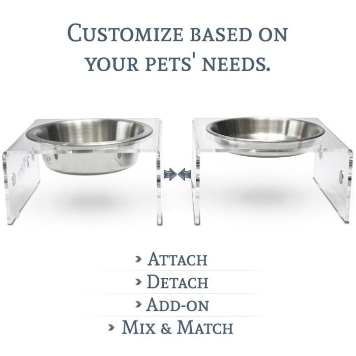 PetFusion Innovative SinglePod Magnetic Pet Feeder