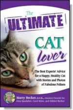 The Ultimate Cat Lover book cover.