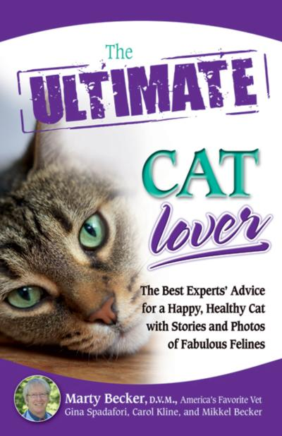 The Ultimate Cat Lover Book Cover