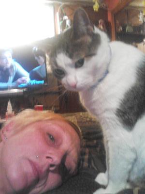 Selfie with Nicholas
