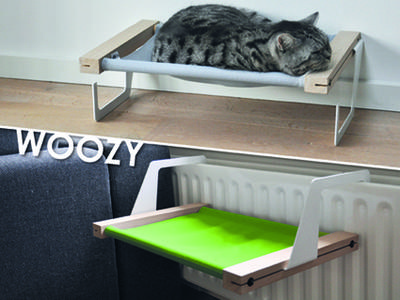 Woozy Hammock/Bed for Cats