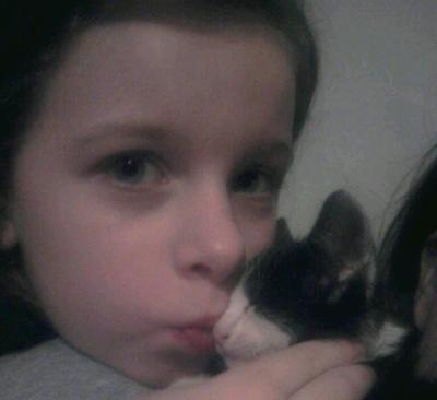Sassy & her little girl