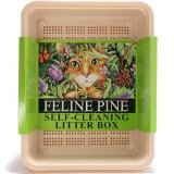 Feline Pine self cleaning litter box