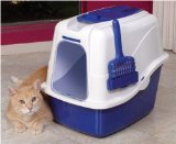 jumbo covered litter box