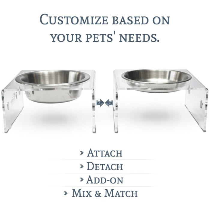 PetFusion Innovative SinglePod Magnetic Pet Feeder