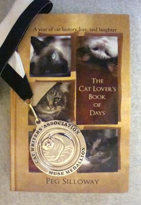 Muse Medallion for Best Gift Book