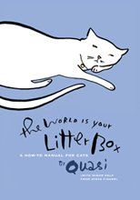 The World is Your LItter Box Book Cover