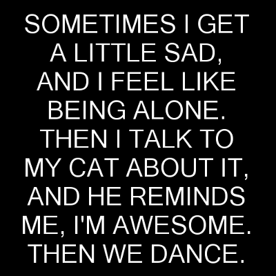 Then we dance